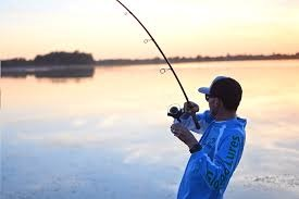 Fishing Lake Fork